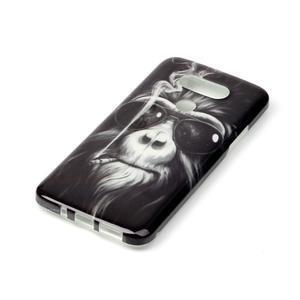 Gélový obal pre mobil LG G5 - gorila - 2
