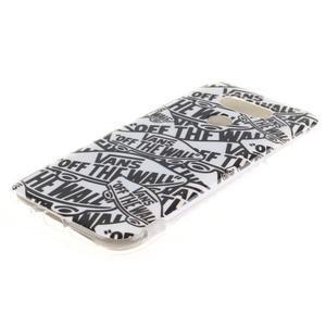 Softy gélový obal pre mobil LG G5 - slova - 2
