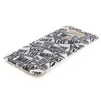 Softy gélový obal pre mobil LG G5 - slova - 2/5