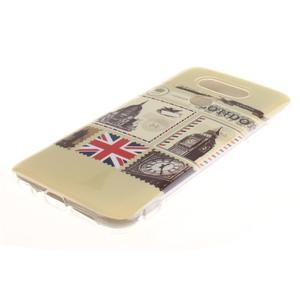Softy gelový obal na mobil LG G5 - UK Big Ben - 2