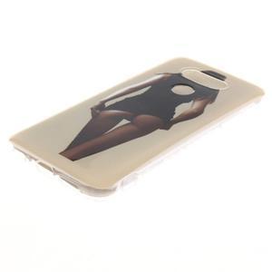 Softy gelový obal na mobil LG G5 - sexy dívka - 2