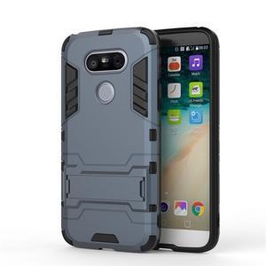 Odolný kryt pre mobil LG G5 - šedomodrý - 2