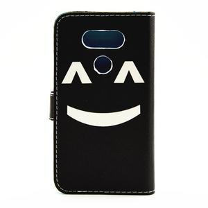 puzdro pre mobil LG G5 - smile - 2