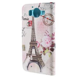 Peňaženkové puzdro pre Microsoft Lumia 950 - Eiffelka - 2
