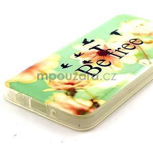 Gélový obal pre Samsung Galaxy A3 - be free - 2