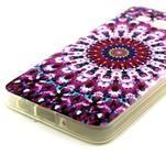 Gélový obal na Samsung Galaxy A3 - kaleidoskop - 2/3