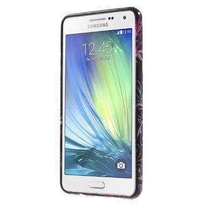 Obal s motívom pre mobil Samsung Galaxy A5 (2016) - čarovné motýle - 2