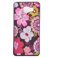 Gélový obal pre mobil Samsung Galaxy A5 (2016) - kvety - 2/6