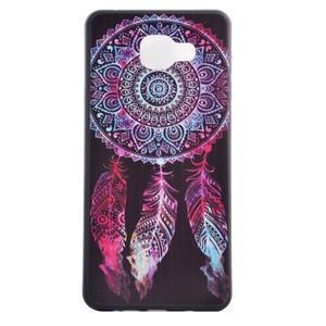 Gélový obal pre mobil Samsung Galaxy A5 (2016) - lapač snov - 2