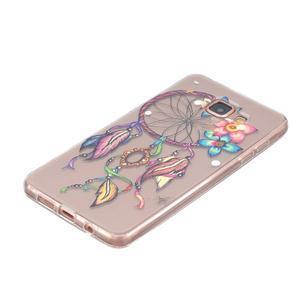 Transparentný gélový obal pre Samsung Galaxy A5 (2016) - lapač snov - 2
