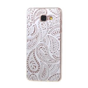 Silk Gélový obal pre mobil Samsung Galaxy A5 (2016) - vzor IV - 2