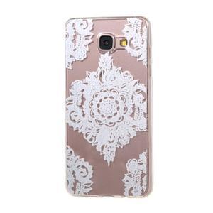Silk Gelový obal na mobil Samsung Galaxy A5 (2016) - vzor V - 2