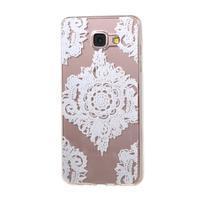 Silk Gelový obal na mobil Samsung Galaxy A5 (2016) - vzor V - 2/5