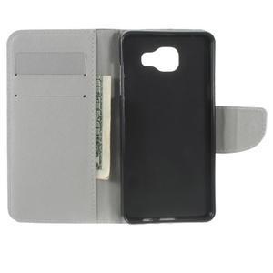 Softy peněženkové pouzdro na Samsung Galaxy A5 (2016) - nešahat - 2