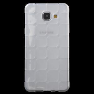 Cube gélový kryt pre Samsung Galaxy A5 (2016) - biely - 2