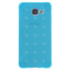 Cube gélový kryt pre Samsung Galaxy A5 (2016) - modrý - 2