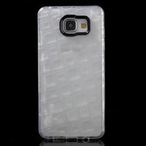 Square gélový obal pre mobil Samsung Galaxy A5 (2016) - transparentný - 2