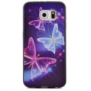 Jells gélový obal pre Samsung Galaxy S7 - kouzelní motýľci - 2