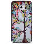 Jells gelový obal na Samsung Galaxy S7 - malovaný strom - 2/6