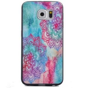 Jells gelový obal na Samsung Galaxy S7 - mandala - 2