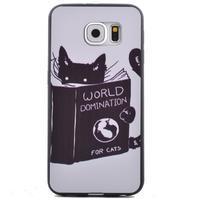 Jells gelový obal na Samsung Galaxy S7 - kočička - 2/6