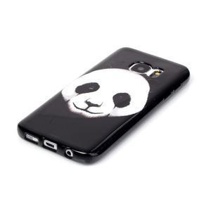 Sally gélový obal pre Samsung Galaxy S7 - panda - 2