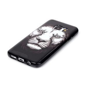 Sally gélový obal pre Samsung Galaxy S7 - lev - 2