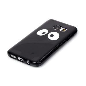 Sally gélový obal pre Samsung Galaxy S7 - kukuč - 2
