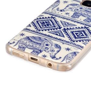 Gelový kryt pre mobil Samsung Galaxy S7 - sloni - 2
