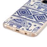Gelový kryt pre mobil Samsung Galaxy S7 - sloni - 2/4