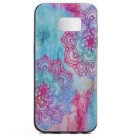 Backy gélový obal pre Samsung Galaxy S7 edge - mandala - 2/6