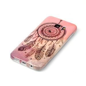 Softy gelový obal na Samsung Galaxy S7 edge - lapač snů - 2