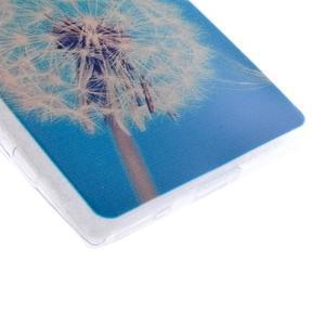 Gelový obal na mobil Sony Xperia Z5 - pampeliška - 2