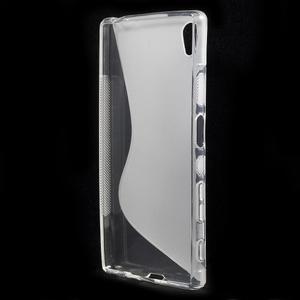 Sline gélový kryt pre mobil Sony Xperia Z5 - transparentné - 2