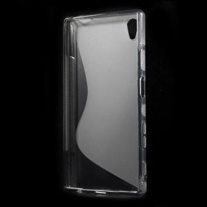 Sline gélový kryt pre mobil Sony Xperia Z5 - sivý - 2