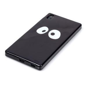 Blacky gélový obal pre mobil Sony Xperia Z5 - kukuč - 2