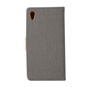 Dualis pouzdro na mobil Sony Xperia Z5 - šedé - 2