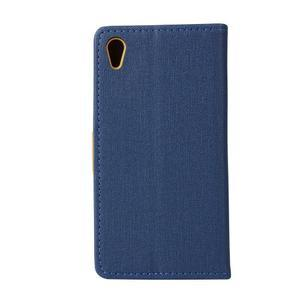 Dualis puzdro pre mobil Sony Xperia Z5 - tmavomodré - 2