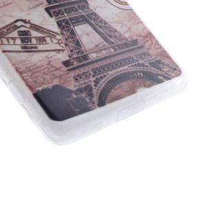 Gélový obal pre mobil Sony Xperia Z5 - Eiffelova veža - 2