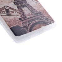 Gélový obal pre mobil Sony Xperia Z5 - Eiffelova veža - 2/4