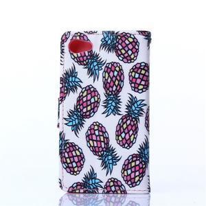 Sand puzdro pre mobil Sony Xperia Z5 Compact - ananasy - 2