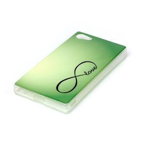 Sally gélový obal pre Sony Xperia Z5 Compact - love - 2