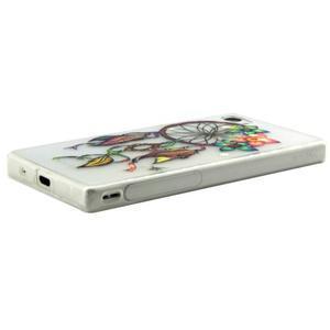 transparentné gélový obal pre Sony Xperia Z5 Compact - dream - 2