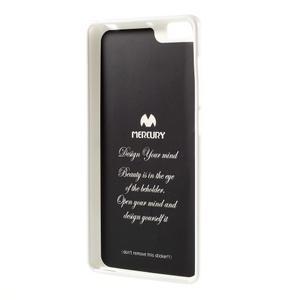 Jells gelový obal na mobil Xiaomi Mi Note - bílý - 2