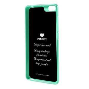 Jells gélový obal pre mobil Xiaomi Mi Note - azurový - 2