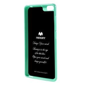 Jells gelový obal na mobil Xiaomi Mi Note - azurový - 2