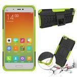 Odolný outdoor obal na mobil Xiaomi Mi5 - zelený - 2/4