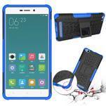 Outdoor odolný obal na mobil Xiaomi Redmi 3 - modrý - 2/2