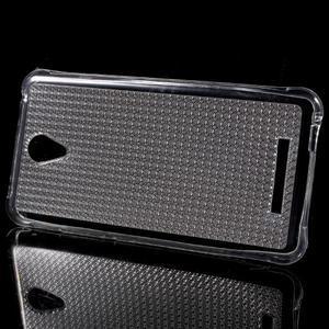 Diamonds gélový obal pre Xiaomi Redmi Note 2 - transparentné - 2