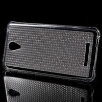 Diamonds gélový obal pre Xiaomi Redmi Note 2 - transparentné - 2/7